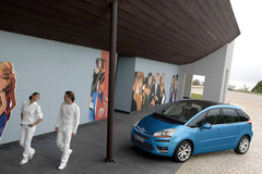 Citroen C4 Picasso 2006 года