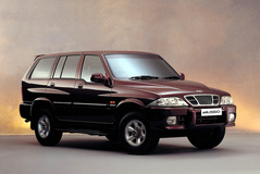Daewoo Musso 1999 года