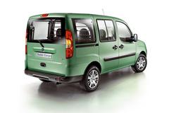 Fiat Doblo Cargo 2005 года
