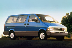 Ford Aerostar 1992 года