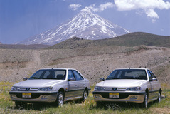 Iran Khodro Pars 2000 года