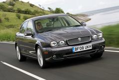 Jaguar X-TYPE 2008 года