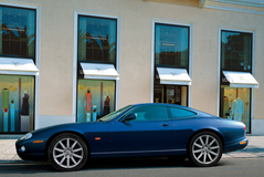 Jaguar XK8R 2006 года