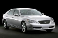 Lexus LS 460 2007 года