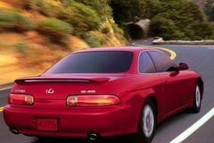 Lexus SC 1991 года