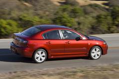 Mazda 3 Series 2008 года