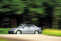 Mazda 6 MPS 2004 года