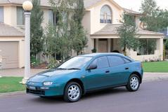 Mazda Lantis