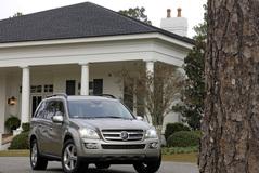 Mercedes-Benz GL-class 2008 года