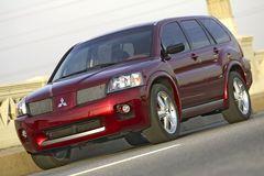 Mitsubishi Endeavor 2004 года
