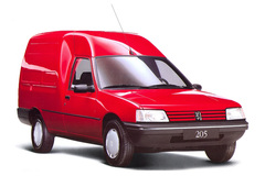 Peugeot 205 1994 года