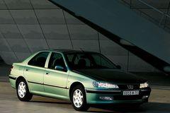 Peugeot 406 2001 года