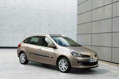 Renault Clio 2008 года