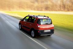 Renault Scenic 2007 года