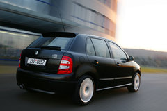 SKODA Fabia RS 2003 года
