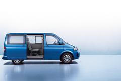 Volkswagen Caravelle 2003 года