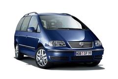 Volkswagen Sharan 2007 года