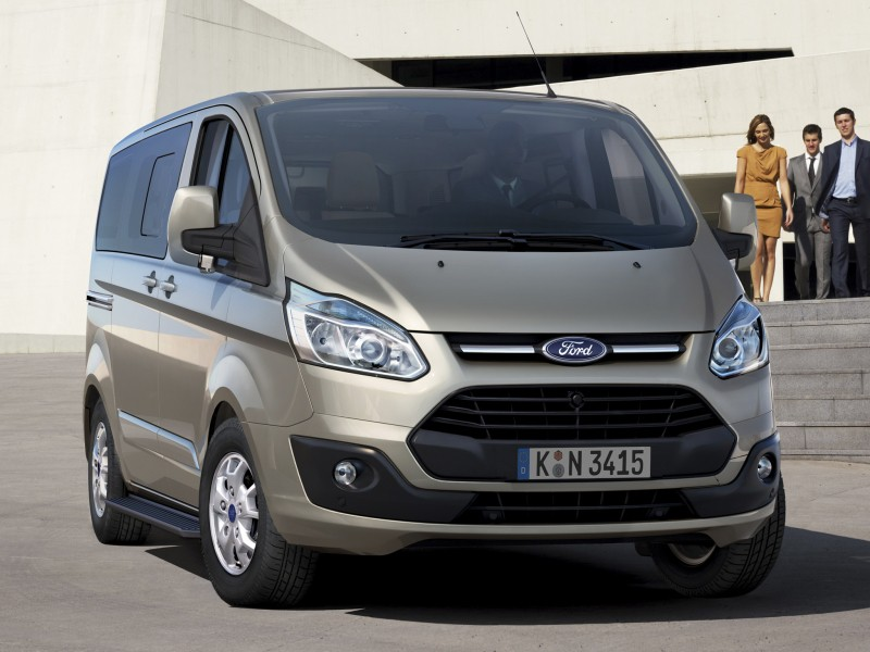 размер дисков на ford tourneo custom