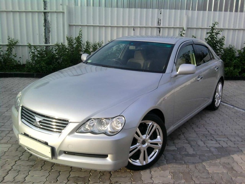 toyota mark x, 2004 г.в