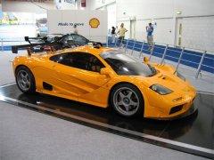 Суперкар McLaren F1 продадут за 12 млн. долларов США