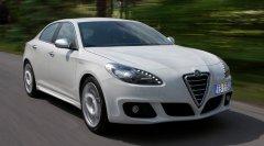 Новый седан Alfa Romeo Giulia