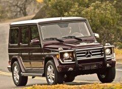 Новый внедорожник Mercedes-Benz G500