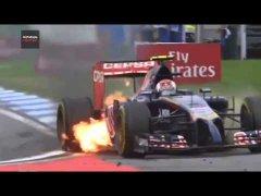 Формула 1 Гран При Аварии