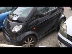 Как паркуются во Франции